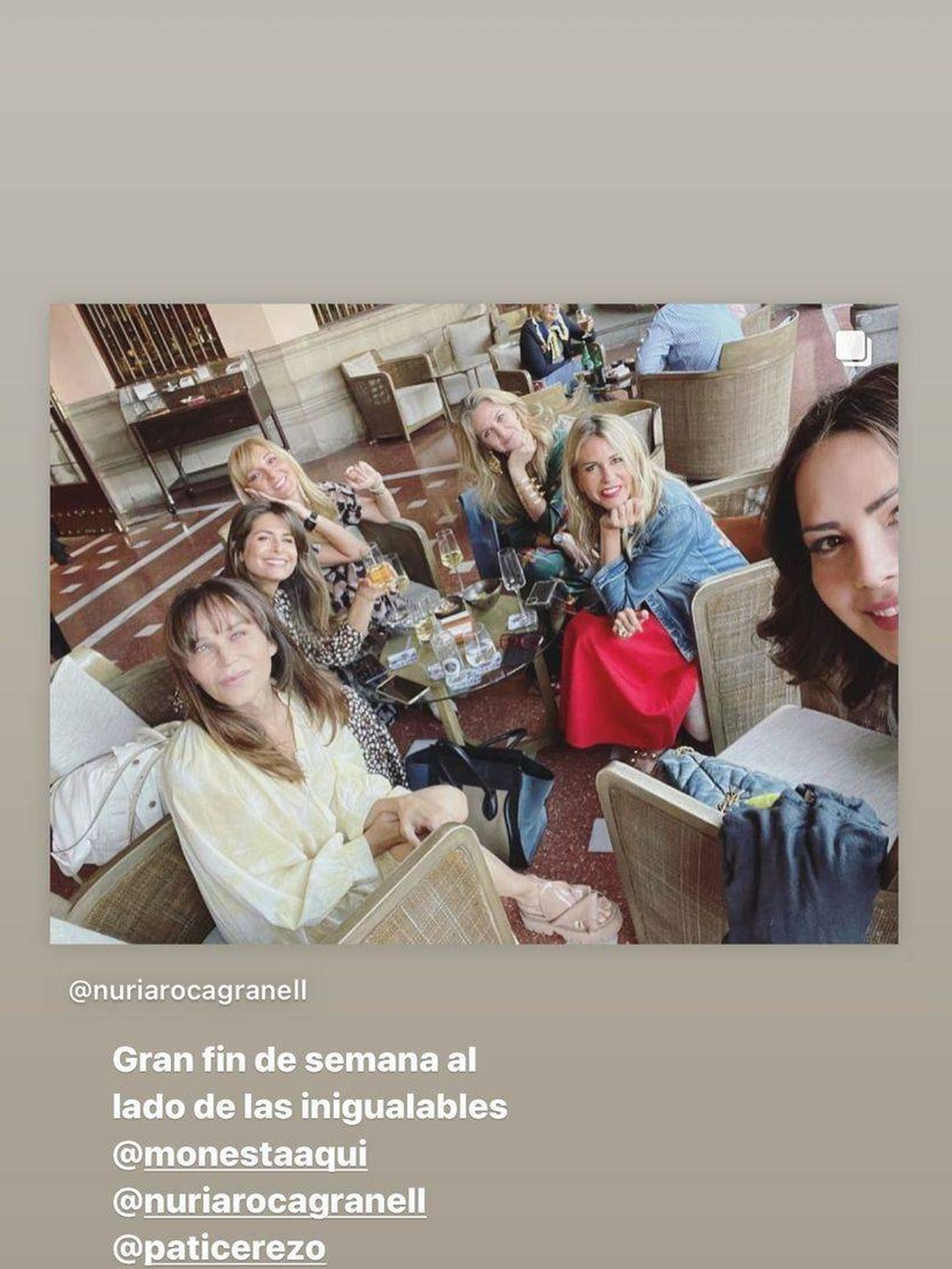 Foto: Instagram.