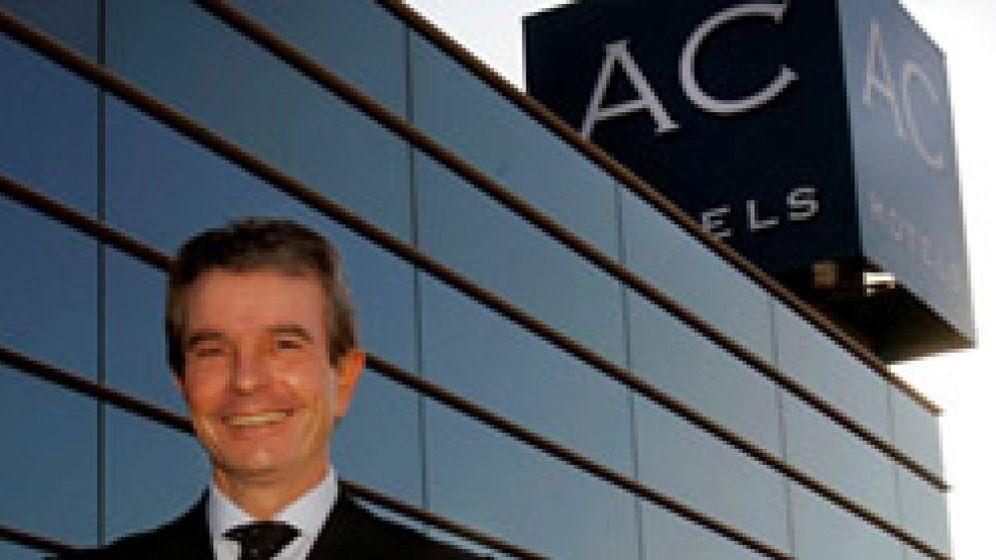 Foto: Antonio Catalán recurre a la estadounidense Marriot para salvar AC Hoteles
