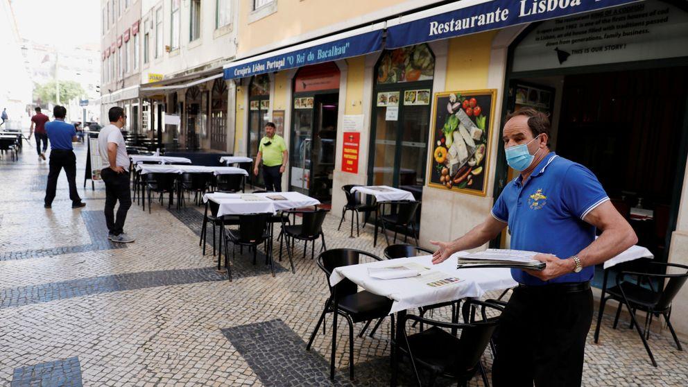 Portugal decreta el confinamiento en 19 distritos del área metropolitana de Lisboa