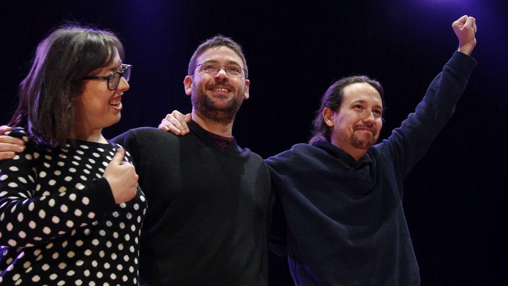 Escisiones en Podemos: de Cataluña a Galicia y otros 'incendios' de cara a 2019