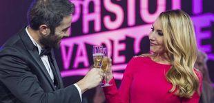 Post de Roberto Leal y Berta Collado, homenajearán al cine en 'Telepasión'
