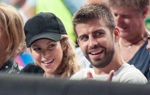 El cumpleaños más feliz para Shakira y Piqué