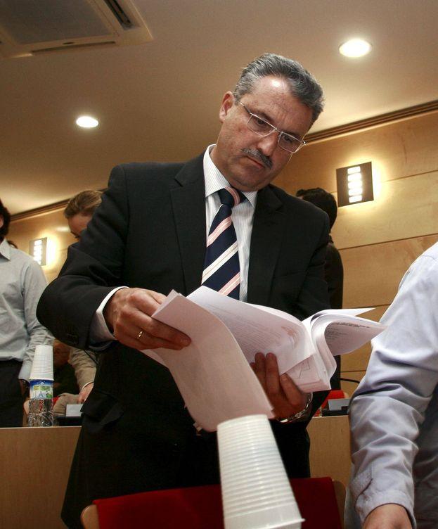 Foto: Raúl López Vaquero, exalcalde de Coslada. (EFE)