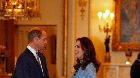 Kate reaparece 6 semanas después y aún convaleciente con un vestido de 800€