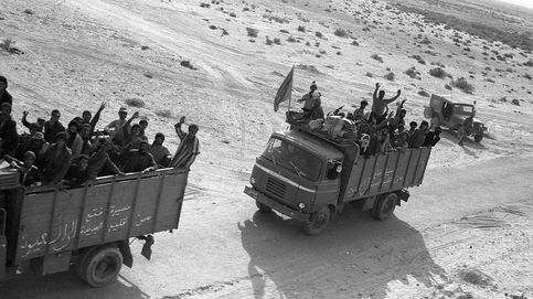 Huida del Sáhara. La última traición del Imperio español