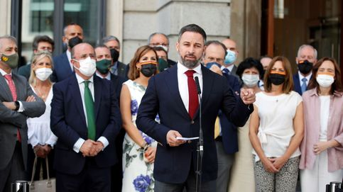 Arrimadas cree inadmisible la declaración de 'persona non grata' de Abascal en Ceuta