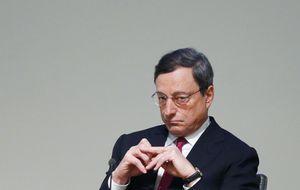 Draghi decide si saca de nuevo su fusil contra la amenaza deflacionista