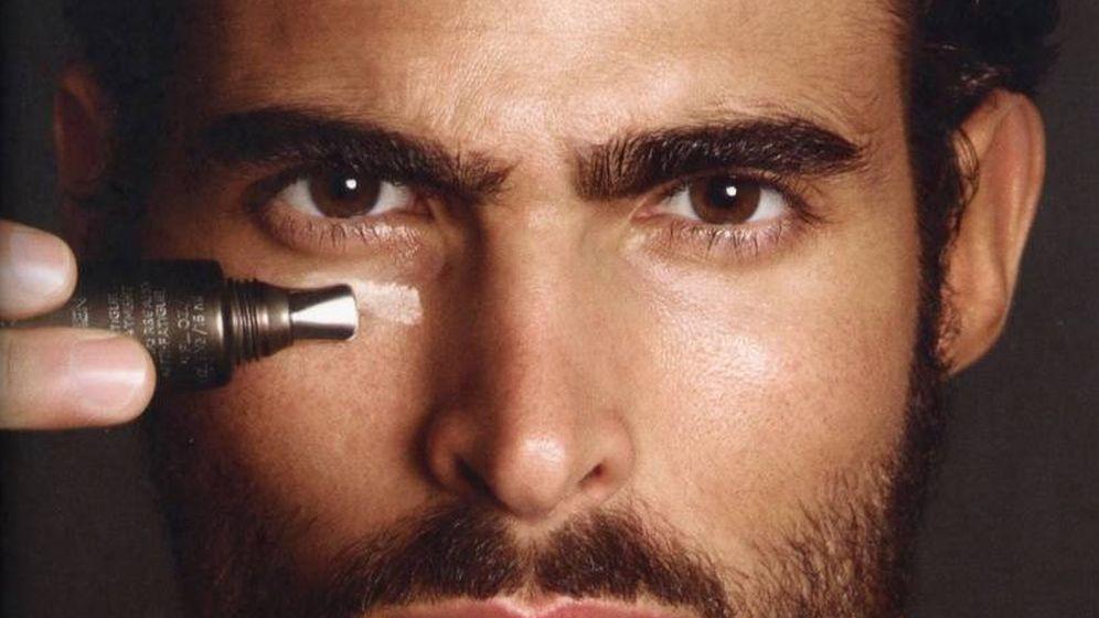 Foto: El modelo Juan Betancourt como imagen de la línea de cosmética masculina de Tom Ford
