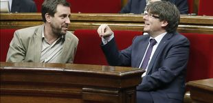 Post de Comín, Serret y Puig comparecerán mañana ante la justicia belga