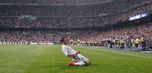 Post de Zidane cierra la puerta de salida a un James que debe tomar nota de Morata