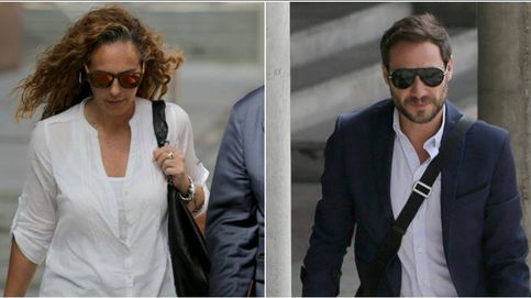Antonio David Flores y Rocío Carrasco se ven las caras en los tribunales por su hijo