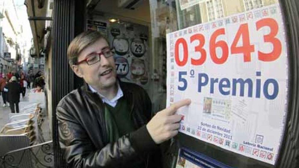 Foto: La probabilidad de premio en el Sorteo de Lotería de Navidad es del 15,3%