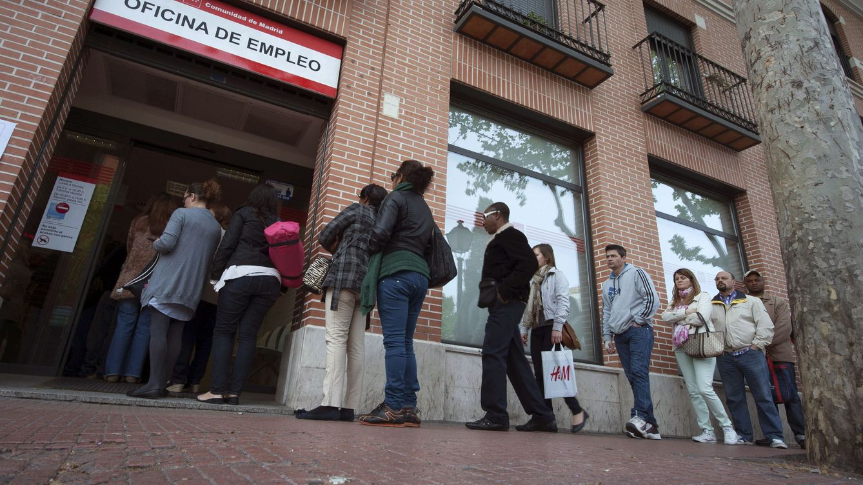 Septiembre: el paro sube y España crea empleo al menor ritmo desde 2013