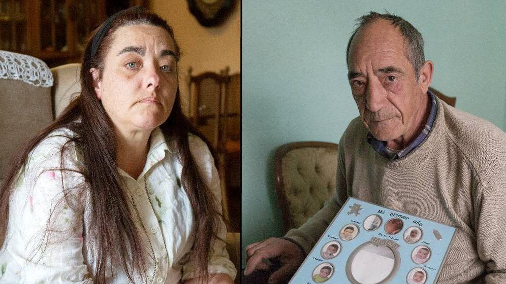 Foto: Mari Carmen y Marcelino llevan casi seis años luchando por recuperar la custodia de sus hijos. (D.B.)