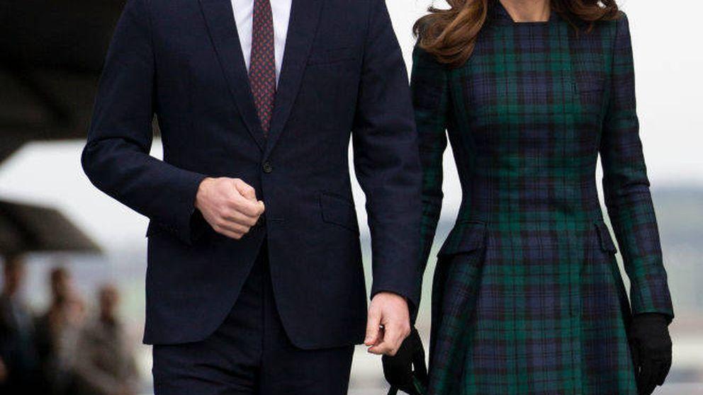 Nerviosismo en Buckingham: el peligroso viaje de Kate y Guillermo que extremará la seguridad