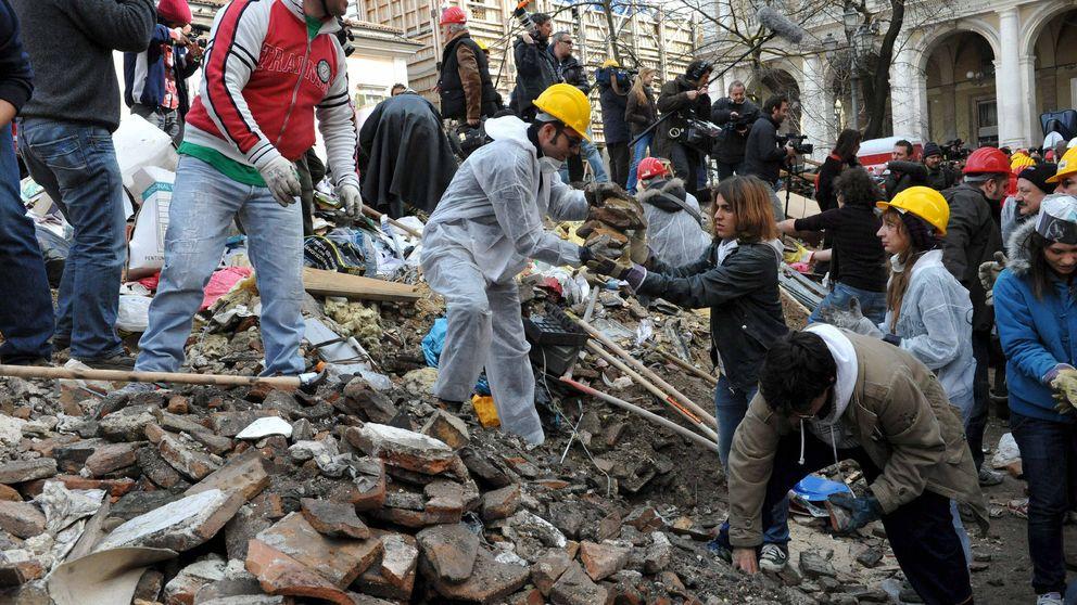 Cronología de los principales terremotos que han sacudido Italia
