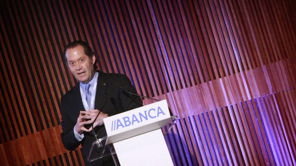 Foto: Juan Carlos Escotet, presidente del Grupo Internacional Financiero Banesco Abanca. (EFE)