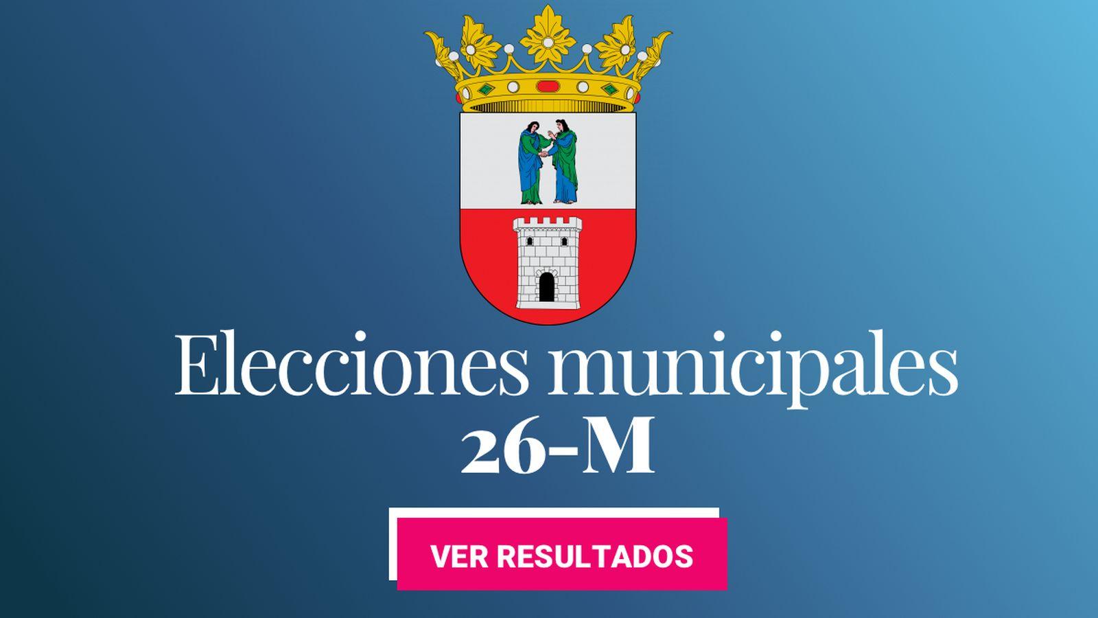 Foto: Elecciones municipales 2019 en Dos Hermanas. (C.C./EC)