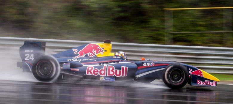 Foto: Carlos Sainz Jr en el pasado GP de Hungría (http://www.carlossainzjr.com)