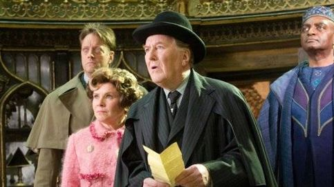 Muere a los 91 años Robert Hardy, Cornelius Fudge en Harry Potter