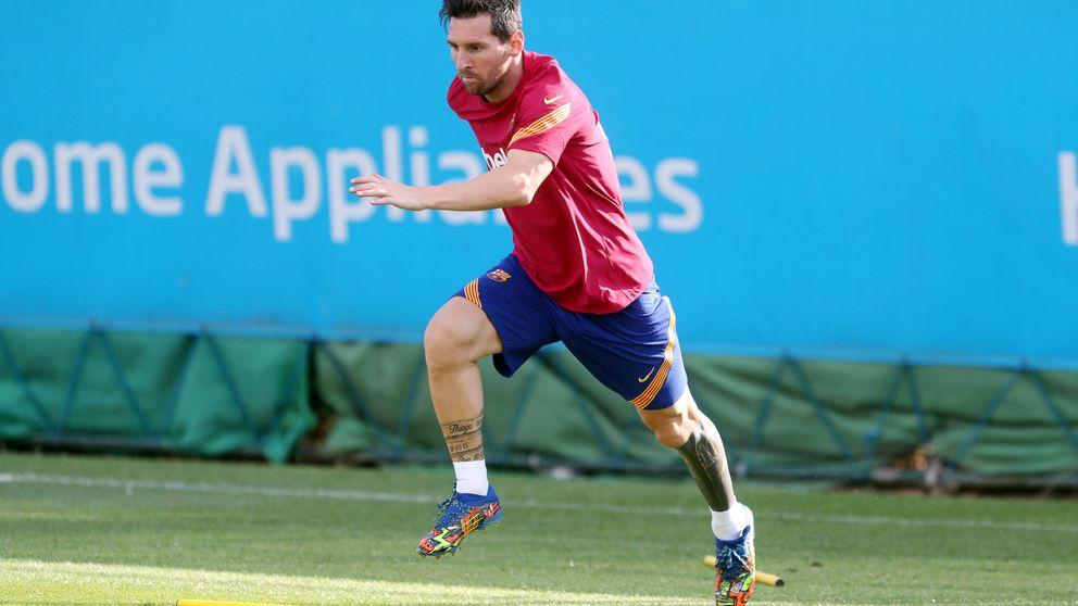 Desvelada una presunta oferta de 200 millones del Manchester City a Messi