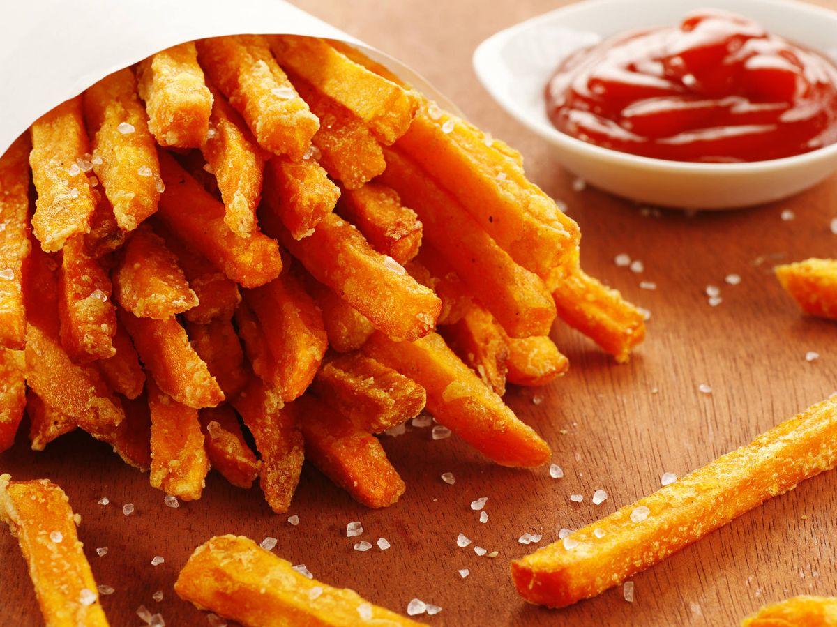 Foto: Patatas fritas. (iStock)