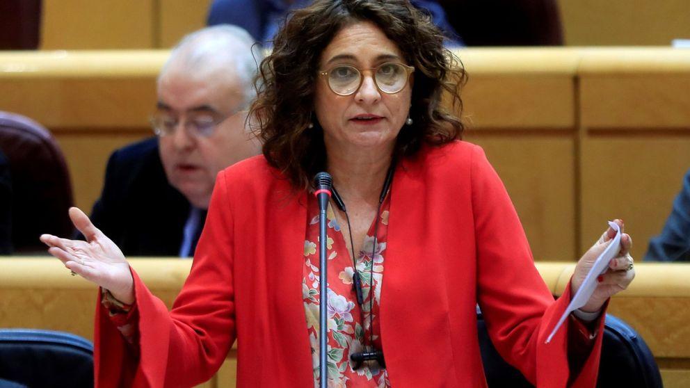 Montero: No cederé a ningún chantaje independentista para sacar los PGE
