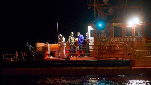 Rescatan de madrugada al sur de Gran Canaria a más de 180 migrantes de 7 pateras