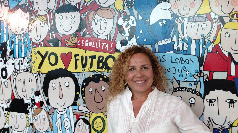 Natalia Simeone, la mujer que se esconde detrás del contrato millonario del Cholo