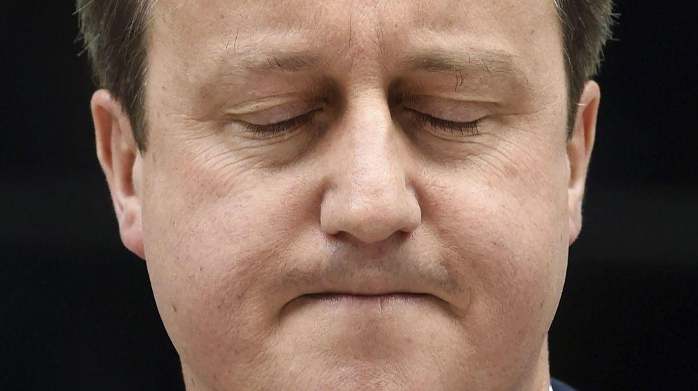 Foto: El primer ministro británico, David Cameron (EFE)