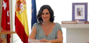 Post de Copia el vestido de la polémica (forzada) de Isabel Díaz Ayuso