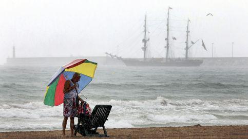 La primera ciclogénesis llegará en el puente del Pilar y una tormenta tropical el domingo