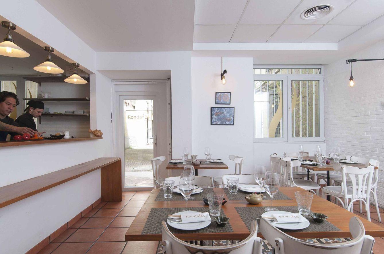 Tendencias ronda 14 la nueva barra de uno de los mejores ejemplos de cocina fusi n - Bares en ronda ...