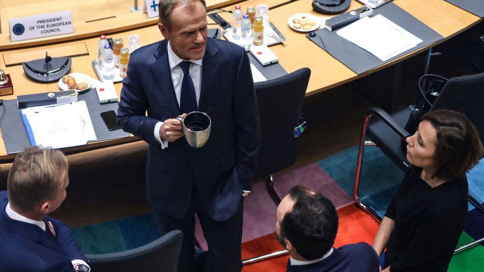 Foto: Donald Tusk, presidente del Consejo Europeo. (Reuters)