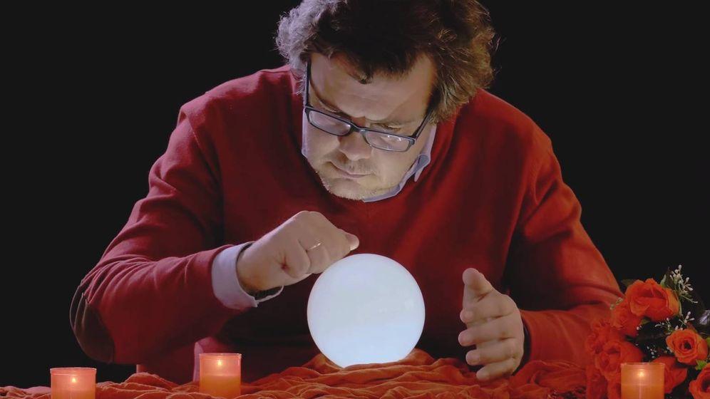 Foto: David Ríos en un vídeo del ICMAT. (Foto: YouTube)