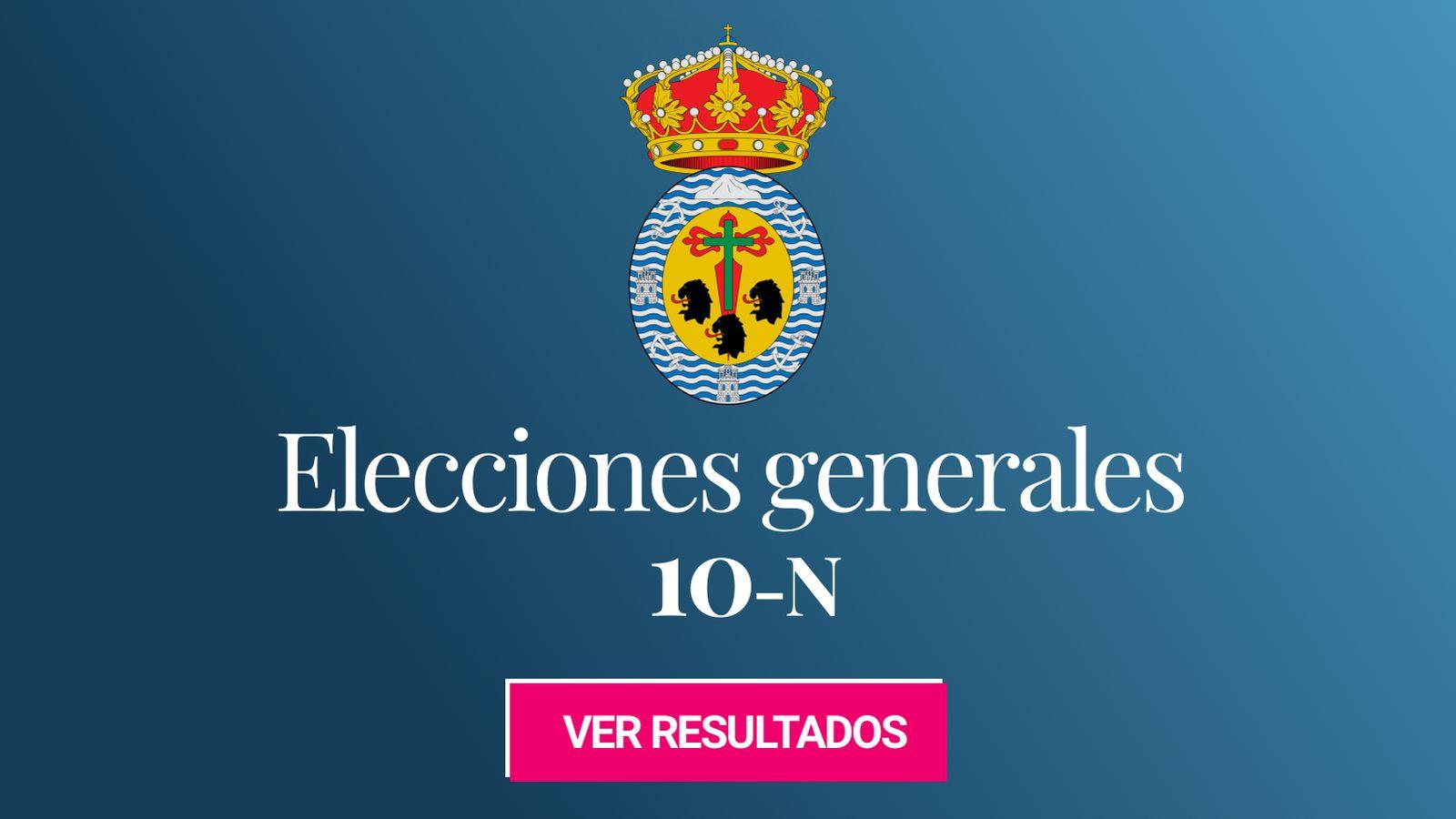 Foto: Elecciones generales 2019 en la provincia de Santa Cruz de Tenerife. (C.C./HansenBCN)