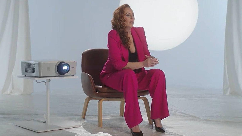 Rocío Carrasco en el documental. (Mediaset)
