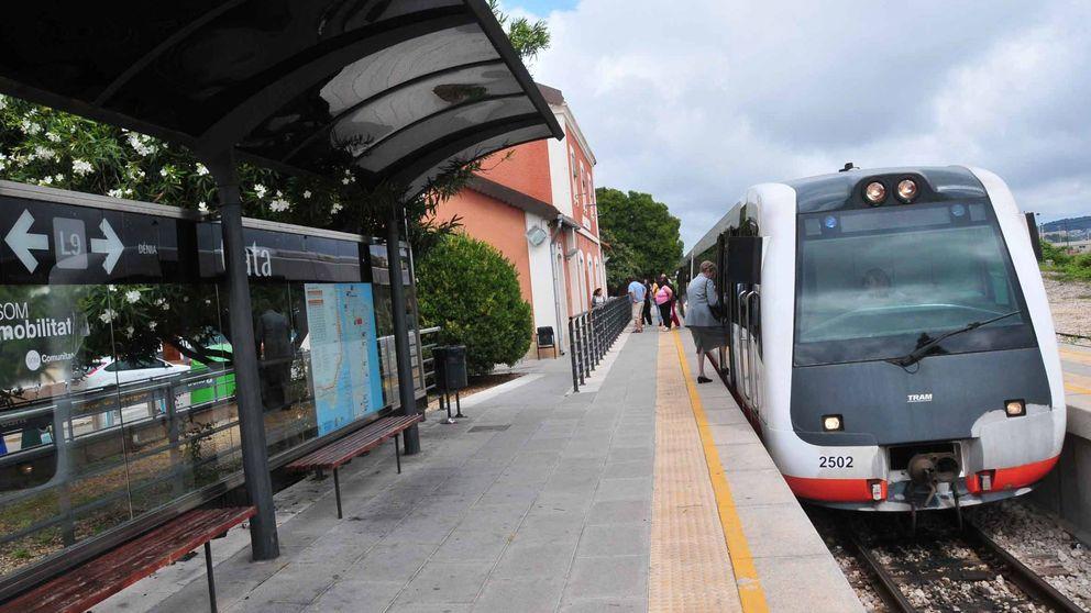 El fantasma de Metrovalencia: FGV cierra línea en Alicante por seguridad
