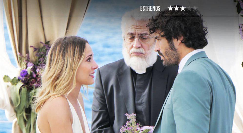 Foto: Silvia Alonso y Álex García, en la última comedia de Dani de la Orden. (A Contracorriente)