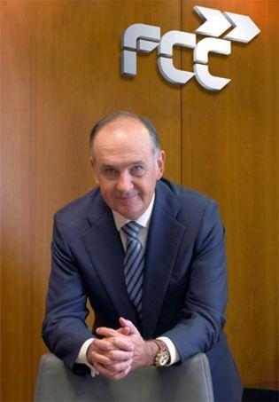 Foto: BBVA, Bankia y Santander acuden en auxilio de FCC por falta de liquidez