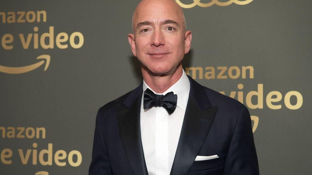 Foto: Jeff Bezos, el más rico del mundo. (Getty)