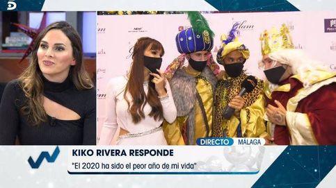 Kiko Rivera y Omar Montes protagonizan un evento desalojado por la Policía