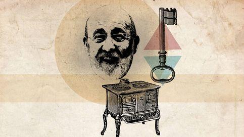 La verdadera cocina de Tezanos: casa con jardín en Torrelodones y tres hijos brillantes