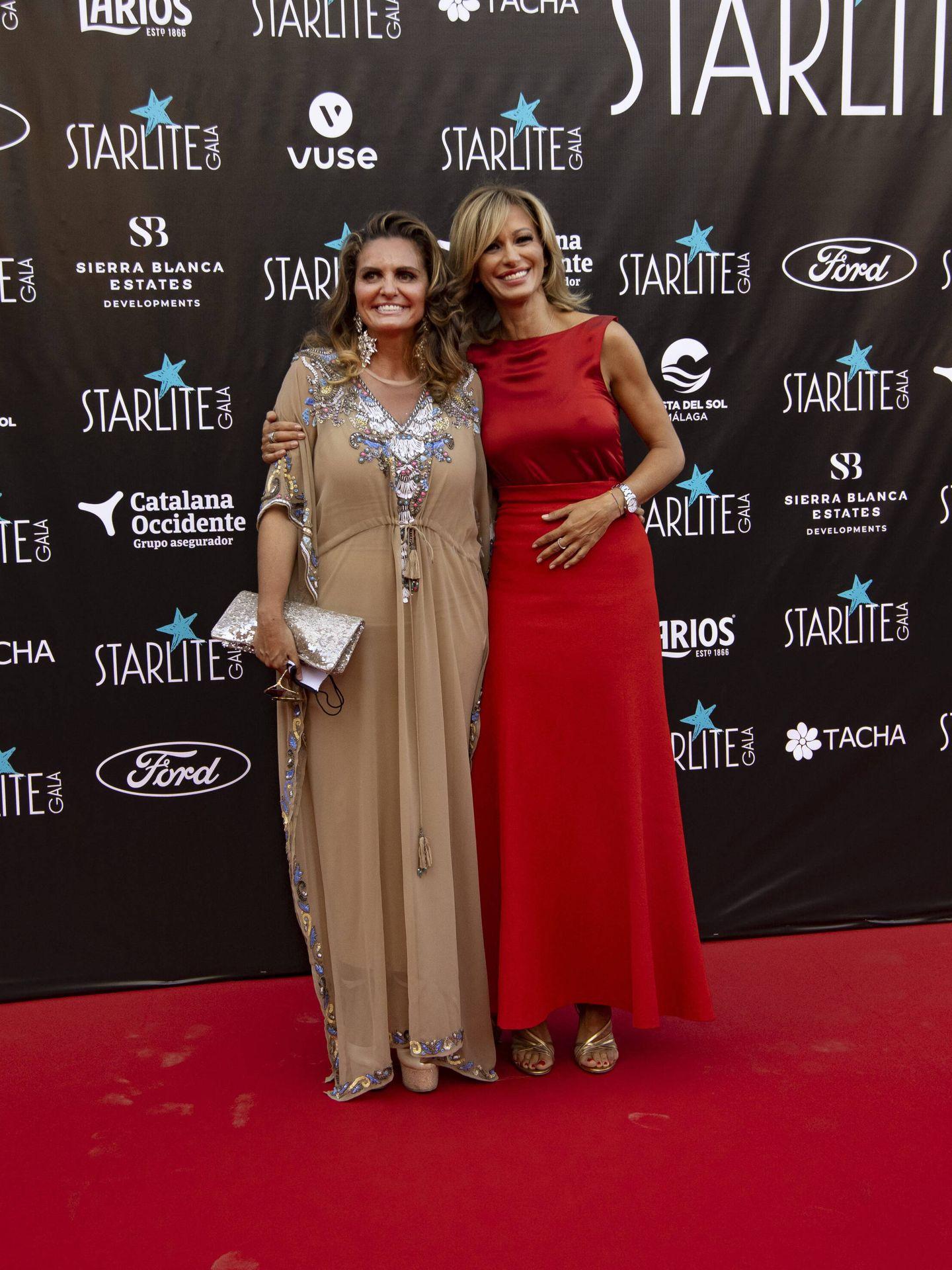 Susanna Griso y Sandra García-Sanjuán. (Imagen: Cordon Press)