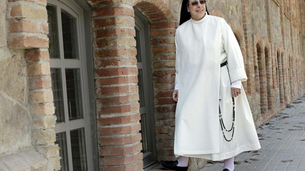 Foto: La monja dominica Lucía Caram. (Efe)