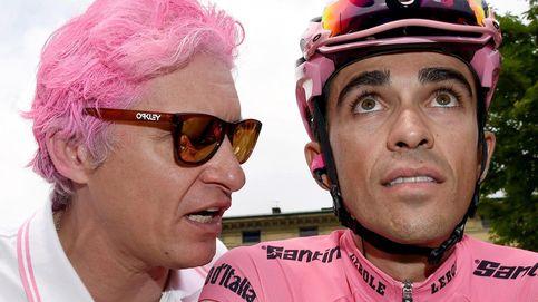 Alberto Contador sale derrotado del Giro