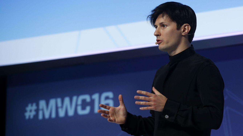 Pavel Durov, el ruso detrás de Telegram: taoísta, vegetariano y siempre de negro