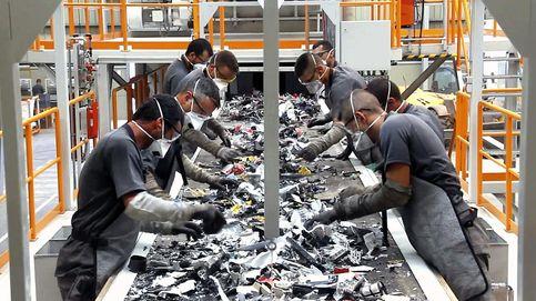 En España se han gestionado 370.000 toneladas de residuos electrónicos