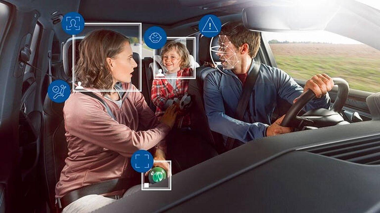 Bosch lanzará en 2022 un sistema DMS que incorporará inteligencia artificial, aprendiendo a medida que grabe imágenes de cada uno de los usuarios.