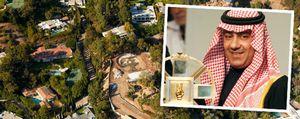 Revolución vecinal en Beverly Hills por la exagerada mansión de un príncipe saudí